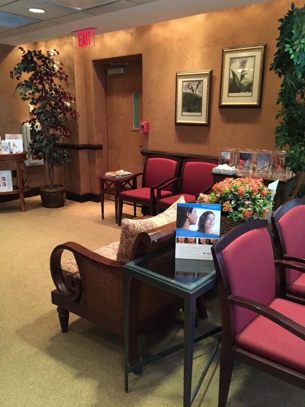 New Jersey Plastic Surgery lobby